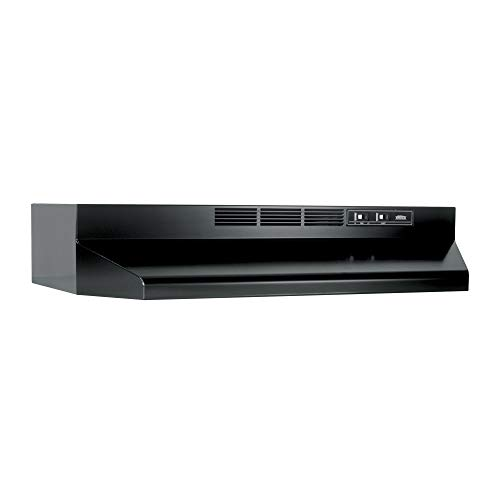 Broan-NuTone 413023 Ductless Range Hood Insert with Light