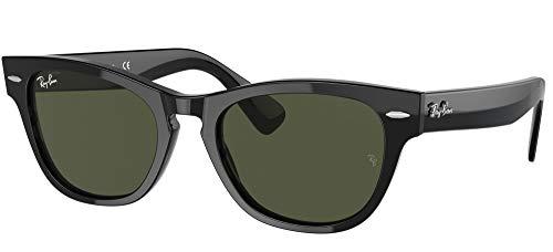 Ray-Ban Gafas de Sol LARAMIE RB 2201 Black/Green 54/20/145 unisex