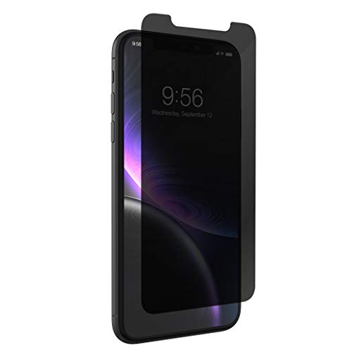 ZAGG InvisibleShield Glass Privacy Screen Protector For Apple iPhone