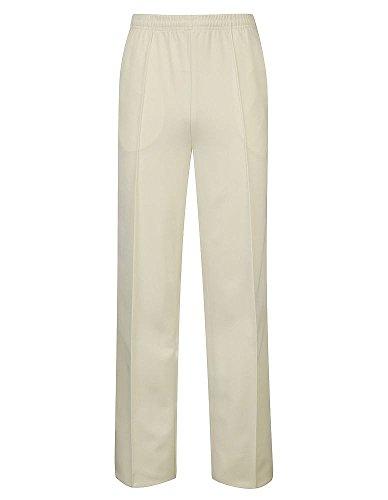 Blue Max Herren Sportswear unten Lancaster Cricket Whites Pant Vlies