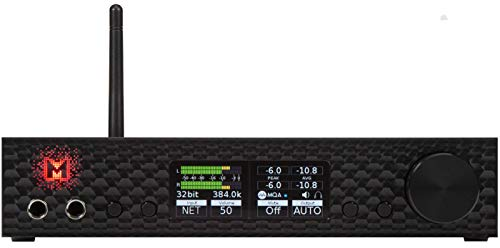 Mytek Brooklyn Bridge/Streamer, Dac & Preamp (Black)