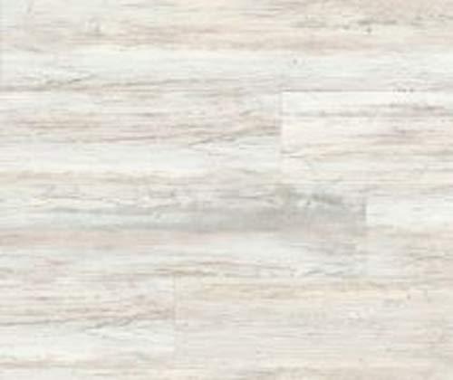 Parador Klick Vinyl Bodenbelag Basic 4.3 Pinie skandinavisch weiß Landhausdiele Gebürstete Struktur 2,383m², hochwertige Holzoptik hell weiß 4,3mm, einfache Verlegung