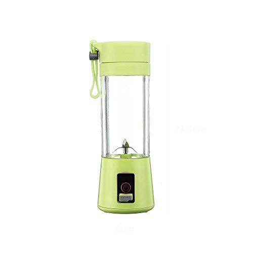 LYYN 500ml tragbarer Entsafter Elektrischer wiederaufladbarer USB-Smoothie-Mixer Maschinenmischer Mini Juice Cup Maker schnelle Mixer Küchenmaschine
