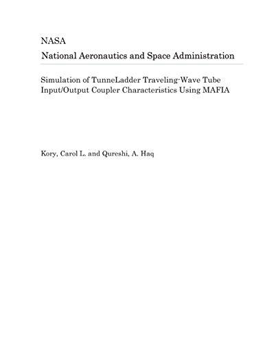 Simulation of TunneLadder Traveling-Wave Tube Input/Output Coupler Characteristics Using MAFIA