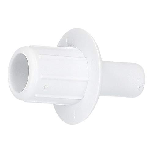 LUTH Premium Profi Parts pen scharnierpen houder vriesvakdeur koelkast geschikt voor Bosch Siemens 00632231 632231 00428473 428473