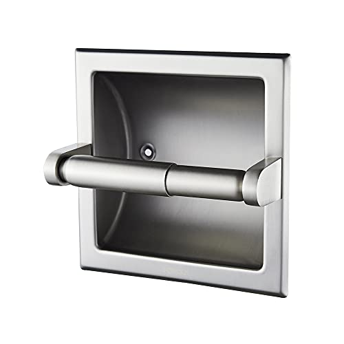 Top 10 best selling list for recessed toilet paper holder brushed nickel home depot