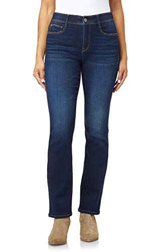 Angels Forever Young Women's 360 Sculpt Bootcut Jeans, Angela, 10