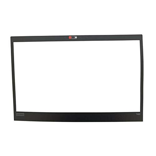 New Genuine LCDB for Lenovo ThinkPad T490 LCD Front Bezel Sheet Cover Sticker 02HK968