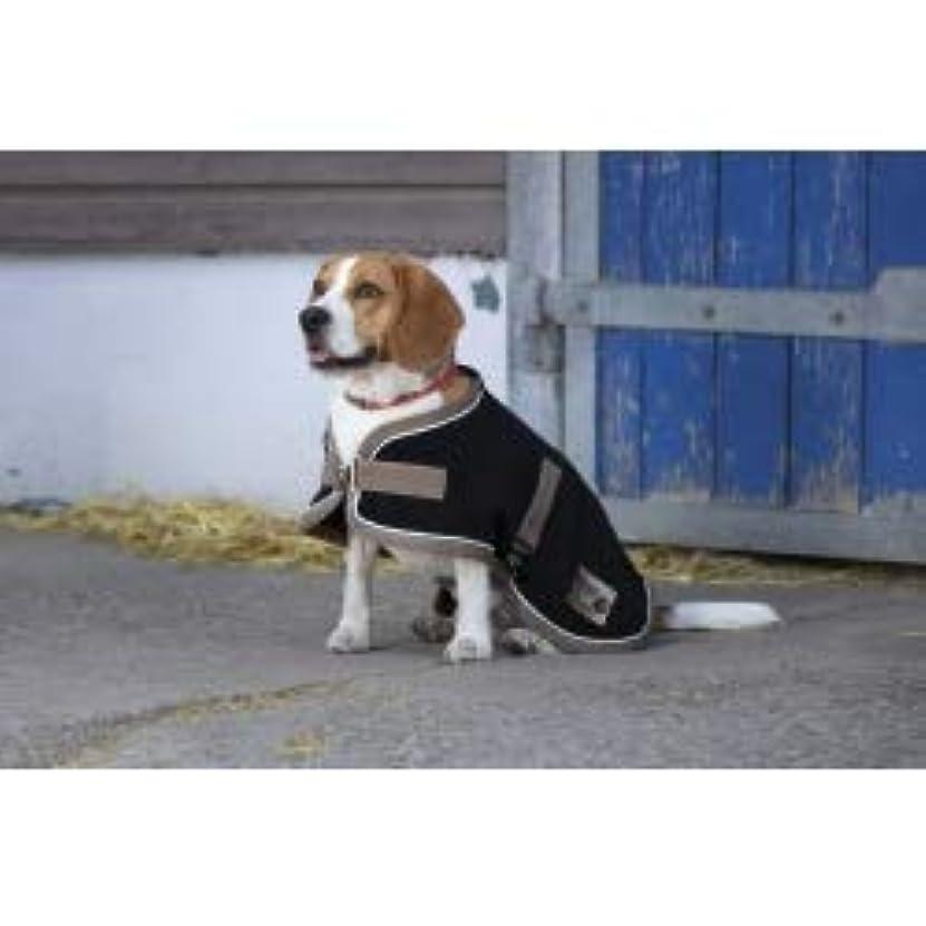 映画扱う生態学EKKIA(エキア) 乗馬用具 DL DOG POLYFUN RUG NAVY 26 409004726 409004726