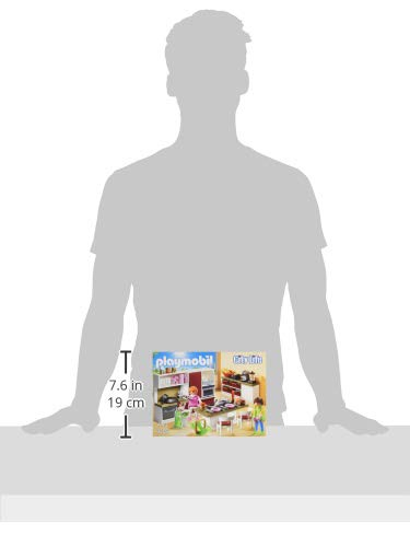 Ensemble de Cuisine Aménagée Playmobil Set - 9269 - 2