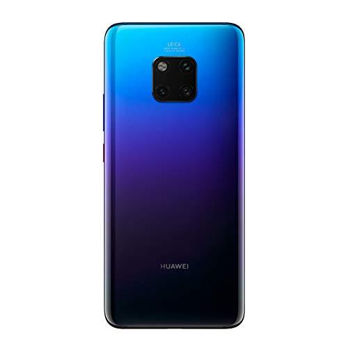 Huawei Mate 20 Pro LYA-L29 (Twilight, 6GB RAM, 128GB Storage)