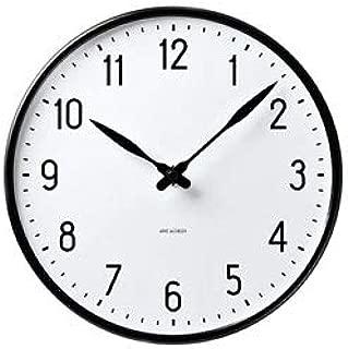 [アルネヤコブセン] (Station Clock) ステーション クロック 径16センチ 43623