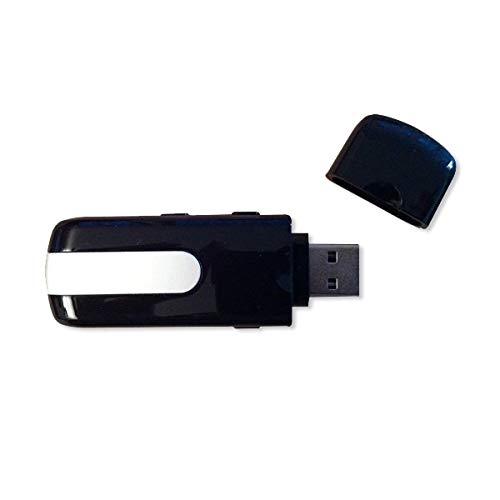 USB Spy Camera spionage zwart