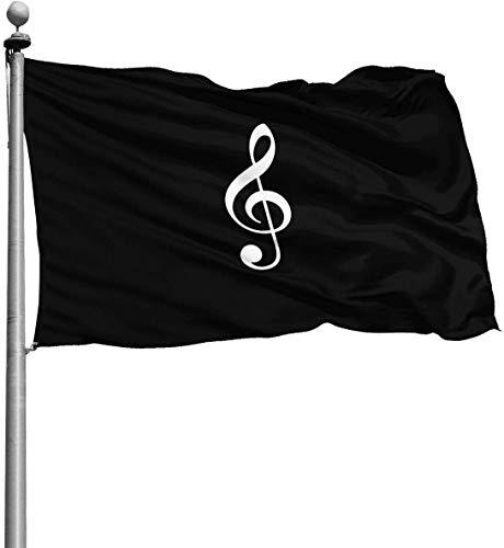 N/A American Guard Vlag Banner Tuinvlaggen Toetsenbord Ronde Piano Zomer Voortuin voor Vakantie Patio Sport Decoratieve 3x5 Voet