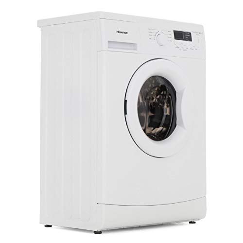 Hisense WFXE7012 7kg 1200rpm Freestanding Washing Machine - White