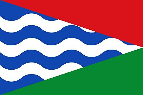 magFlags Bandera Large Paño Rectangular   Bandera Paisaje   1.35m²   90x150cm