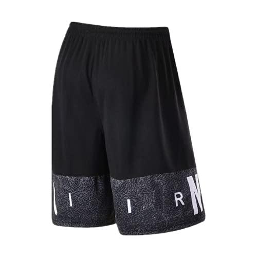 N\P Verano Hombres y Mujeres Pantalones Cortos De Baloncesto Sueltos Entrenamiento