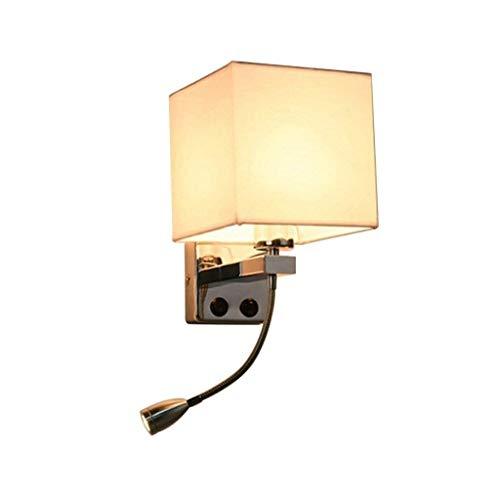 Gweat Estilo Europeo Creativo Moderno Estilo Minimalista LED Lámpara De Lectura Sala De Estar Dormitorio Hotel Balcón Pasillo Lámpara De Pared