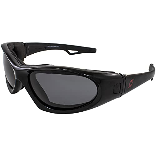 Hurricane Category-5 Jet Ski Water-Sport Floating Goggles...