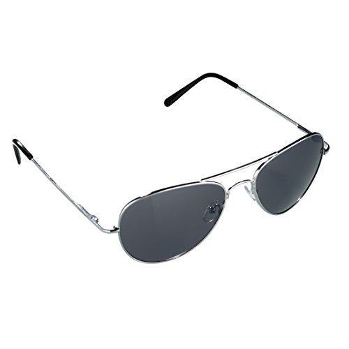 Ultrasport Gafas de sol Aviator, eclipsado