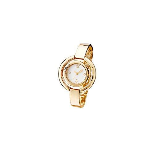 UNO de 50'Time's up REL0141BLNORO0U - Reloj para Mujer bañado en Oro.