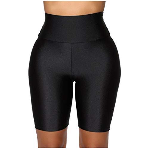 Short de vélo Femme Legging Court Tenue Sport Vêtement -Pantacourt Legging 1/2 Sport Yoga Pants Femme