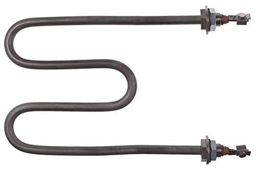 Meiko Heizkörper für Spülmaschine FV40.2M 2000W 230V Länge 184mm Breite 131mm Höhe 19mm Anschluss M4 Anschlusslänge 40mm