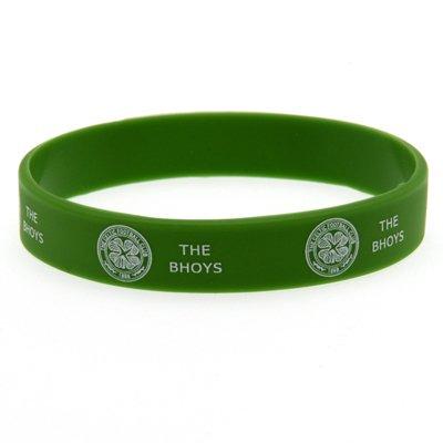 Fußball-Armbänder im offiziellen Mannschaftsdesign, britische Mannschaften Celtic