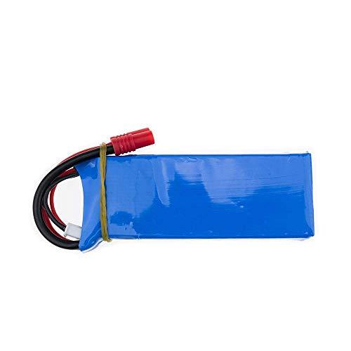 GzxLaY Batería Lipo de 7.4V 2500mAh con Cable USB Syma X8C X8W X8HG X8 Series RC Quadcopter de Alta Capacidad Banana Spare Parts-1 Pcs ( Color : 1 Pcs )