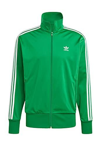 adidas GN3512 FBIRD TT Pullover Mens Green L
