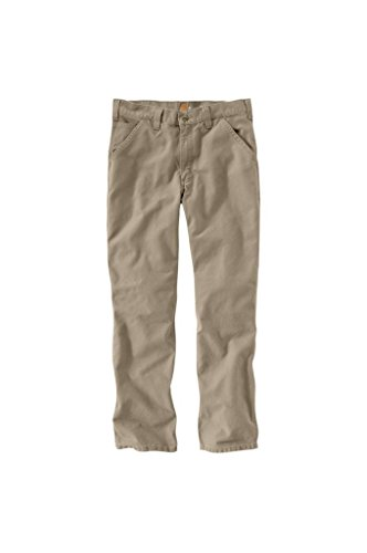 Carhartt Men's Relaxed Fit Washed Duck Work Dungaree...