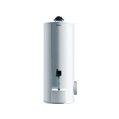 Acumulador de agua a gas natural modelo atmoSTOR VGH 130/7 XZU, capacidad de 130 litros, caudal de 155 litros/hora, potencia de 6.30kW, 55 x 55 x 119,5 centímetros (referencia: 0010024192)
