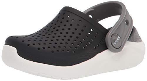 Crocs LiteRide Clog, Black White, 36/37 EU