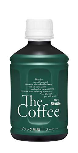 味の素AGF ブレンディ ザ・コーヒー ブラック 280ml 1箱 24本