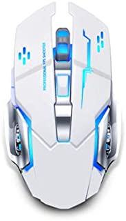 Mice - Luxury Silent Gaming Mouse For Desktop PC Gaming Computer Mouse For Laptop Wireless Gaming Mouse For Gamer Dropship...