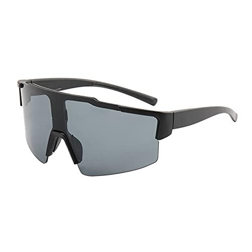 JLJLJL Gafas de Ciclismo, Gafas de Sol para Hombres Mujeres UV Gafas Deportivas Deportes al Aire Libre Pesca de Golf Ciclismo Ejecutar Gafas C1