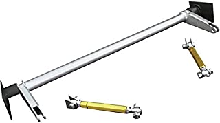 Steeda Drag Race Anti Roll Bar without rear exit exhaust for 79-04 Ford Mustang