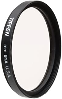 Tiffen 52mm 81A Filter