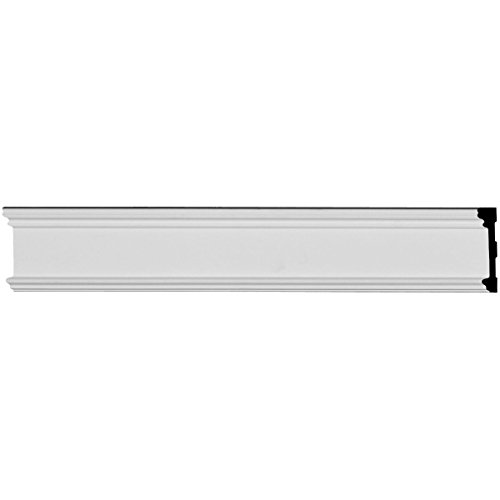 EKENA MILLWORK CHA03X01BE BEDFORD CHAIR RAIL 3H X 5 | 8P X 94 1 | 2L PRIMED