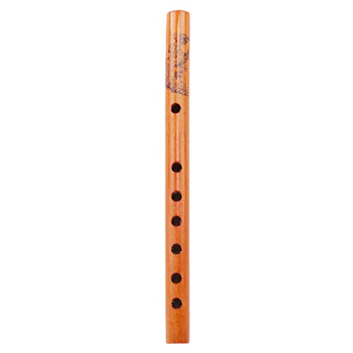 U/K PULABO interessant Essstäbchen aus Bambus Essstäbchen aus Bambus Horizontale Essstäbchen Traditionelle Musikinstrumente Festival Musik für Essstäbchen Musik im Yatsumoto-Stil Kreativ und nützlich