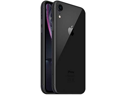 Apple iPhone XR, Sprint, 64GB, Black - (Renewed)