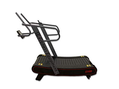 SB Fitness Equipment CT400 Self-Generated Curved Treadmill