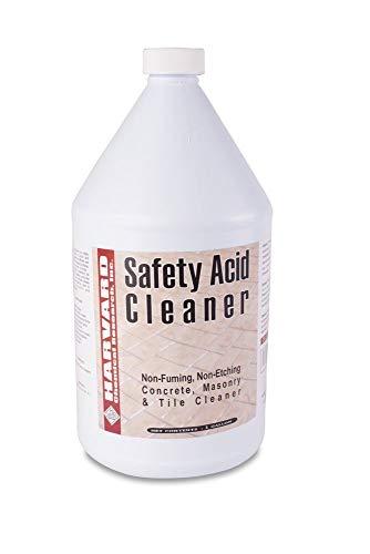 Harvard Chemical 1480 Safety Liquid Acid Cleaner, 1 Gallon