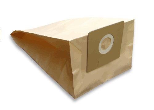 5 Filter-säcke für Kärcher NT 351 Eco Profi und einsetzbar für 6.904-076 Kallefornia K324