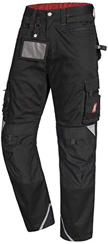 Nitras Motion Tex Pro FX Pantalones de Trabajo Hombre/Mujer Cargo - con Múltiples Bolsillos