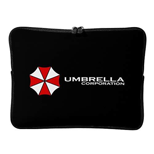 5 tamaños Corporation of Umbrella Laptop Bags Theme Durable - Horror Scary Laptop Cover Adecuado para Negocios, blanco (Blanco) - XJJ88-DNB-8