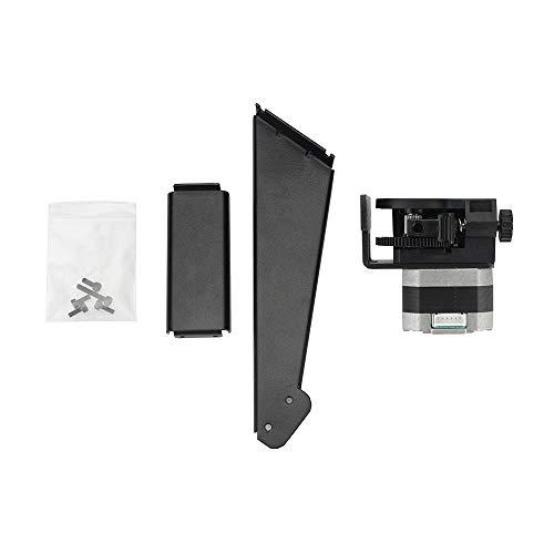 HUANRUOBAIHUO I3 Kit Mega aggiornamento con Supporto estrusore Materiale Full Metal Meccanico + 28 Motori Passo-Passo for ANYCUBIC I3 Mega al Mega-S Kit 3D Accessori Estrusori stampanti