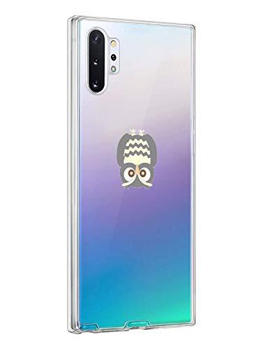 Oihxse ersatz für Galaxy Note 10 Hülle,Galaxy Note 10 Hülle Weiche Ultra Dünn Handyhülle Slim Silikon TPU Transparent Gel Soft Clear Kratzfeste Stoßfest Premium Schutzhülle (6C)