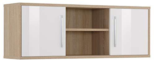 MAJA Möbel System Hängeschrank, Holzwerkstoff melaminharzbeschichtet, One Size