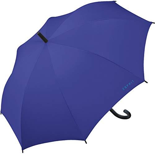 Esprit Stockschirm Long AC - Spectrum Blue
